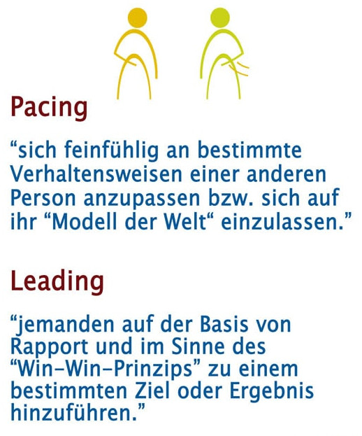 NLP Pacing Leading